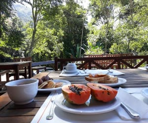brazil, breakfast, and exotic image