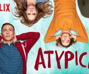 series, netflix, and atypical image