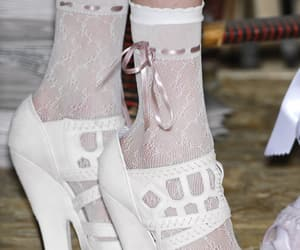 details, shoes, and fashion image