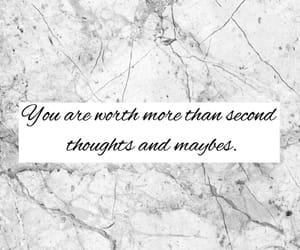 quotes, marble, and white image
