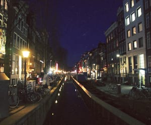 amsterdam, colors, and netherlands image