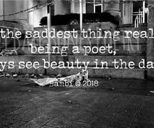 always, being, and poet image