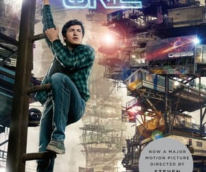 book, tye sheridan, and ready player one image