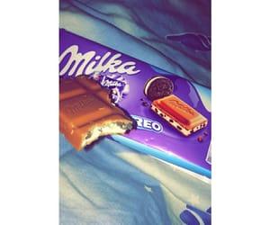 chocolat, facebook, and girl image