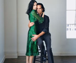 nick cave and susie cave image