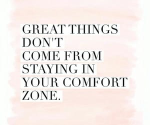 quotes and comfort zone image