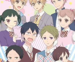 anime, gakuen babysitters, and cute image