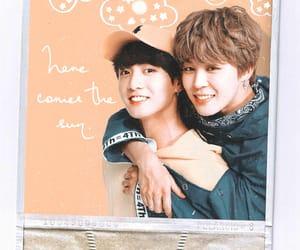 boy, korean, and orange image