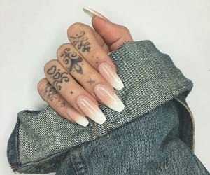 nails and Tattoos image