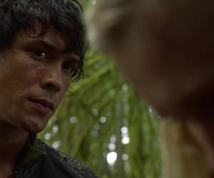 the100 and bellarke image
