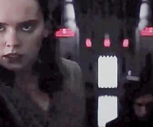 gif, star wars, and funny moment image