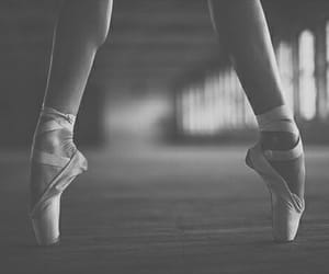 ballet, girl, and photography image