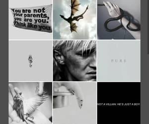 aesthetic, character, and draco malfoy image