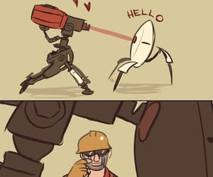 engineer, Team Fortress 2, and tf2 image
