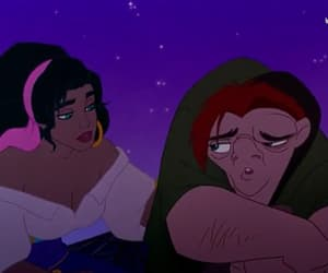 disney, esmerelda, and hunchback of notre dame image