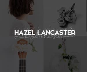 aesthetic, book, and hazel lancaster image