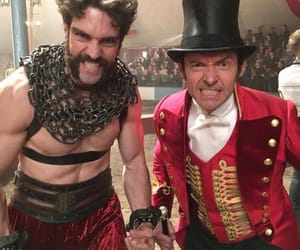 barnum, circus, and film image