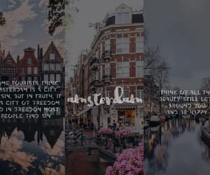 amsterdam, cities, and edit image