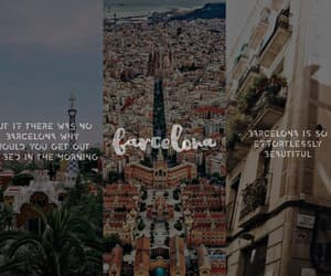 Barcelona, cities, and edit image