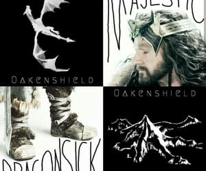 aesthetic, the battle of five armies, and thorin oakenshield image