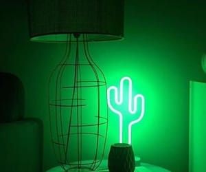 green, tumblr, and neon image