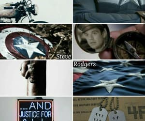 aesthetic, the avengers, and captain america image