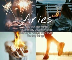 april, aries, and edit image
