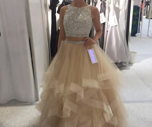 prom dress and prom2k19 image