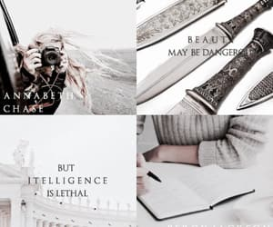 books, edit, and annabeth chase image