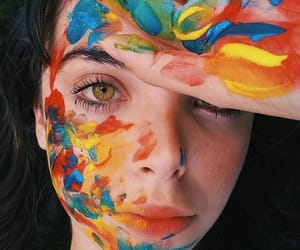 girl, art, and beautiful image