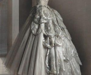 dress, dior, and fashion image