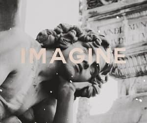 imagine, wallpaper, and art image