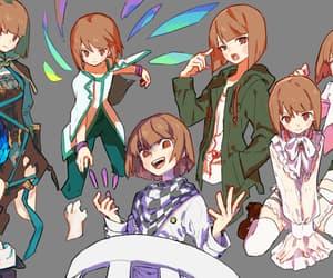 anime girl, kawaii, and anime cute image