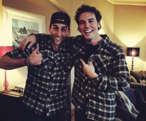 actors, Matthew Lewis, and sam claflin image