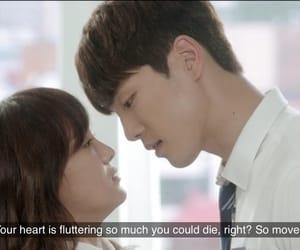 Korean Drama, kim jung hyun, and school 2017 image