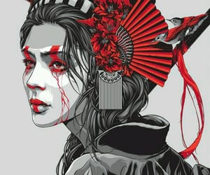 art and geisha image