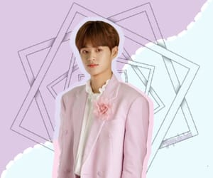 kpop, pastel, and wannaone image