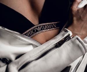 emporio armani, fashion, and looks image