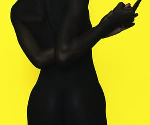 art photography and yellow image
