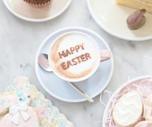 coffee and easter image