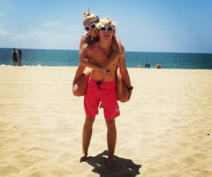 beach, bro, and rydel lynch image