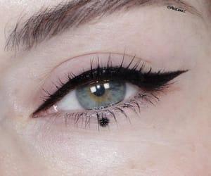 eye, fashion, and make-up image
