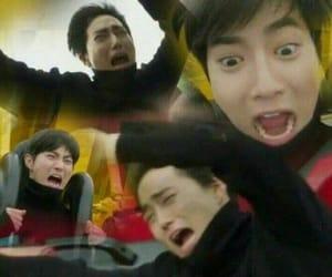 exo, suho, and meme image