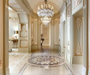 interior decor, opulence, and wealth image
