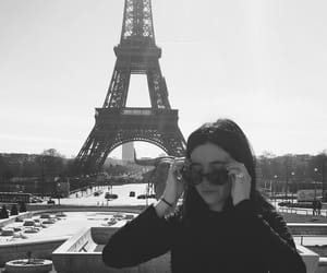 black and white, freedom, and french image