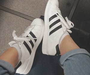 adidas, shoes, and style image