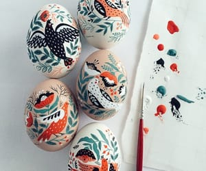 eggs and easter image
