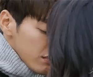 beautiful, gif, and k drama image