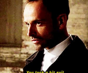 elementary, gif, and jamie moriarty image