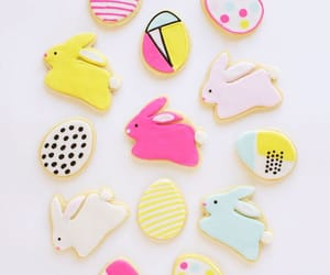 Cookies, easter, and eggs image